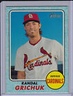 Randal Grichuk Rookie Cards and Key Prospect Card Guide 18