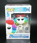 Funko POP Rainbow Unicorn Disney Exclusive #514 Brand New Inside Out