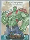 2014 Upper Deck Guardians of the Galaxy Trading Cards 4
