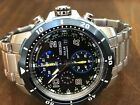 Seiko Men's Core Jimmie Johnson Special Edition Solar Watch (MSRP $425.00)