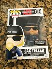 Funko Pop Sons of Anarchy Jax Teller SOA SDCC Exclusive w protector NICE!