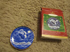 Hallmark Collector's Plate Ornament A Visit From St Nicholas 2000 Santa Used