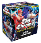 2019 Topps Chrome Sapphire Online Exclusive Hobby Box CONFIRMED ORDER SEALED