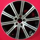 Volvo S60 V60 XC60 2014 2015 2016 2017 Black 18 Factory OEM Wheel Rim NY 70393