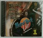 New- ON THE ROAD with HARD ROCK LIVE (CD) B.T.O., DOOBIE BROTHERS, FOGHAT +more