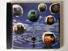 Liquid Disc Sampler CD Gigantic Planet 1995 LDD9991 Vector Jimmy A. Strawmen OOP