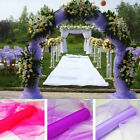 25 Yards Organza Fabric 60 Wide High Quality Sheer Draping Party Wedding USA