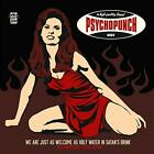 PSYCHOPUNCH - WE ARE JUST AS WELCOME AS HOLY WATER IN SATANS DRINK (DIGIPACK)