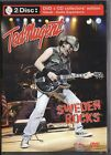 TED NUGENT SWEDEN ROCKS CD & DVD NEW & USED PLAYED ONCE