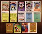 2016 Topps Garbage Pail Kids Prime Slime Awards Emmys Cards 17