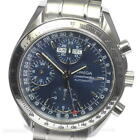 OMEGA Speedmaster 352380 Triple calendar Automatic Mens Wrist Watch 505687