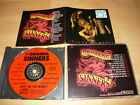 THE ORIGINAL SINNERS-Love Or The Money 1992 Mega Rare Sleaze/Glam JOHNNY CRASH