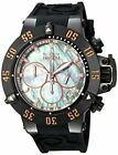 Invicta Men's Subaqua Quartz Watch with Silicone Strap, Black, 28 (Model: 22921)