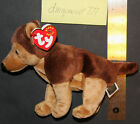 TY Beanie Babies Courage the Dog (2001) - Good Condition