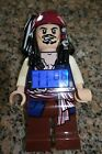 Captain Jack Sparrow LEGO Minifig Digital Alarm Clock Pirates of The Caribbean