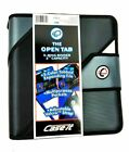 Case It The Open Tab 3 Ring Binder 2 Inch Capacity Colors To Choose Form New