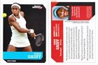 COCO GAUFF rare rookie tennis card 2019 WTA SI Sports Illustrated for Kids
