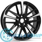 New 19 Replacement Wheel Toyota Camry XSE 2018 2019 Machine w Black Rim 75222