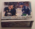 2018-19 Upper Deck Young Guns Rookie Checklist and Gallery 136