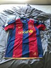 Signed L. Messi Barcelona Jersey