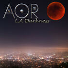 AOR L A Darkness 2016 CD Frederic Slama AOR Melodic Steve Overland vocal guest