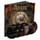 AYREON Universe: Best Of Live 2CD+2DVD+Blu-ray Limited Edition NEW