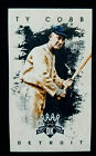 Ty Cobb Cards and Autograph Buying Guide 10