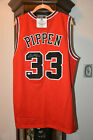 SCOTTIE PIPPEN BASKETBALL JERSEY SIGNED WITH CERTIFICATE OF AUTHENTICITY