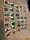 1975 Topps Comic Book Heroes Stickers 14