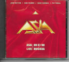Asia - Live in Moscow - CD - Rhino R2 70377