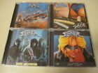 Sinner 4CD Set Dangerous Charm Comin' Out Fighting Touch Of Sin Danger Zone