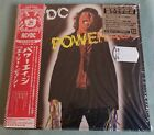 AC/DC ACDC POWERAGE JAPAN OBI MINI LP CD NEW SEALED RARE OOP GNR METALLICA