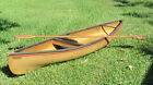 Vintage Hornbeck 10 Made with Kevlar Canoe weighs 15Lbs w Paddle