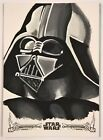 2018 Topps Star Wars A New Hope Black and White Trading Cards 9