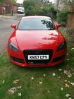 Audi TT TFSI s troinic PADDLE SHIFT 68000 VERY LOW MILAGE