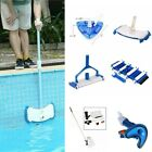 Above Ground Swimming Pool Vacuum Head Cleaner Vacuum Brush Pool Accessories US