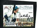 DON MATTINGLY YANKEES 2001 FLEER PREMIUM DECADE OF EXCELLENCE AUTOGRAPH 71 82