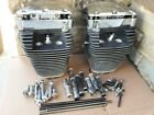 2003 Harley Davidson 100Th Anniversary Dyna Low Rider Engine Motor Black Cylinde