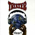Hear! by Trixter (CD, Oct-1992, MCA) Cover & CD Mint