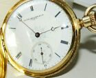 PATEK PHILIPPE & Cie GENEVE      SOLID 18K GOLD