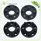 4X 5x5 125 Thick Black Wheel Spacers For 2007 2015 Jeep Wrangler JK All Models