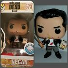 Funko Pop Smoking Camels Negan Custom #573 Walking Dead Television Exclusive