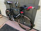 Cervelo P4 Shimano Dura Ace 56cm Zipp wheel set TT Triathlon bike