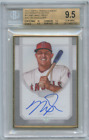 2017 Topps Transcendent MIKE TROUT AUTO Framed 15 BGS 9.5 9 GEM ANGELS