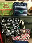 NWT Your choice of INITIALS Personalized Tote Back Sak Cooler  High  Dry Bag