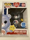 America Cares Bear # 638 Care Bears Funko Pop Exclusive Limited Edition