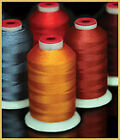 Single Cones Polyester Machine Embroidery Thread 1000m 1100yd