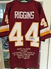 John Riggins Cards, Rookie Card and Autographed Memorabilia Guide 27