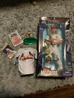 Mark Mcgwire Hasbro Starting Lineup 1999 Baseball 12