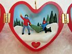 1991 VTG HALLMARK KEEPSAKE ORNAMENT #2~